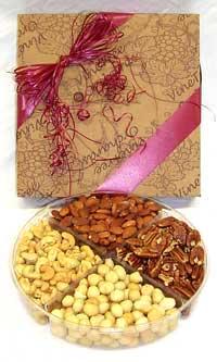 Premium 4 Nut Gift Pack