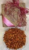 Roasted (No Salt) Whole Nonpareil Supreme Almonds